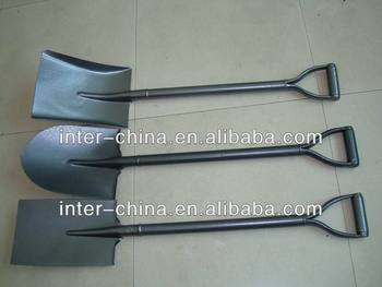 welding shovel full metal shovel with Y-dee shaped handle