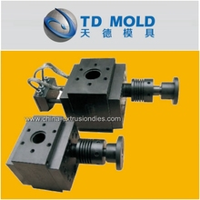 melt pump for pet extrusion line