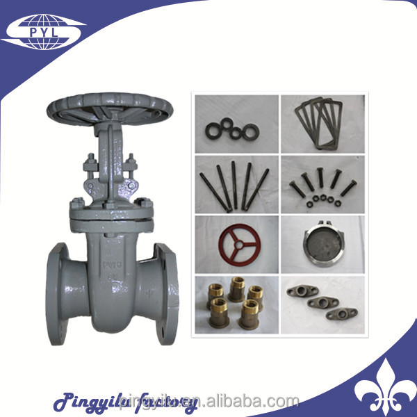 China supplier automatic dn50 wcb valve with stem cap