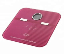 F2510 household digital body fat measuring scale