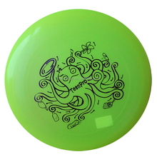 Fly Disc Golf Set Fashionable Plastic Fly Ultimate Frisbee 175g with Custom Print
