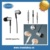 Original Xiaomi earphone hybrid In-Ear Stereo Earphones