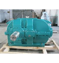 DBY(DBYK) Series High Torque Hardened Gear Right Angle Gearbox 90 degree Transmission