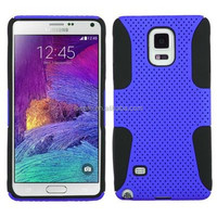 Hot Selling 2 In 1 Combo Case for Samsung Galaxy Note 4