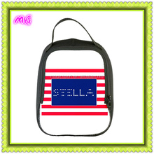 customized neoprene lunch bags with high quality