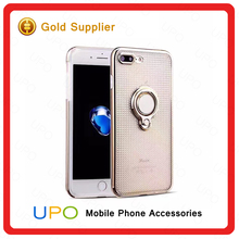 [UPO] colorful hybrid Electroplated car stand case for iphone 7 plus
