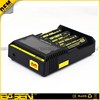 Free Shipping!!! Nitecore D4 charger 4 bay 18650 charger Nitecore D4 intelligent I2 I4/D4 New Nitecore charger