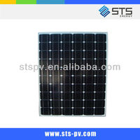High efficiency 50W low price solar panel