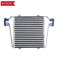 Universal Intercooler In Cooling System For Racing Car