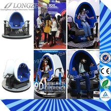 Hot Sale Amazing Special Effects Wonderful 5D 7D 9D Theater Equipment Movie Virtual Reality 9D Cinema Simulator