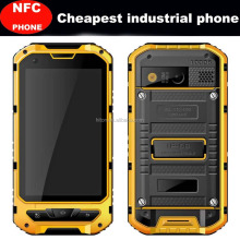 Outdoor cellphone 4.0 inch MTK6582 Quad-core rugged phone android 4.4 mobile phone ip68 waterproof 3G smartphone
