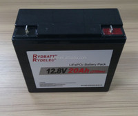 SLA 12v120AH lifepo4 26550 lifepo4 battery pack for solar power and ups system