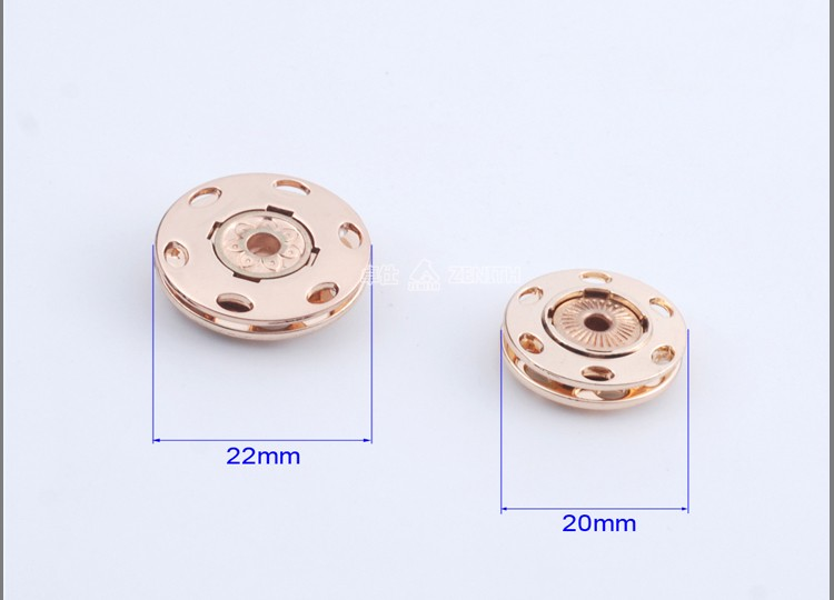Press Snap Fasteners Button for Fur Coat BM10825
