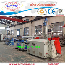 HDPE PP PVC flexible corrugated hose pipe producing machine/pp flexible pipe machine/flexible pe tubes extrusion line