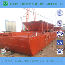 25cbm small sand conveyor barge&boat sales