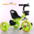 Wholesale classic cheap three wheel kids riding bike freestyle baby's first pink tricycle walker for toddlers girl