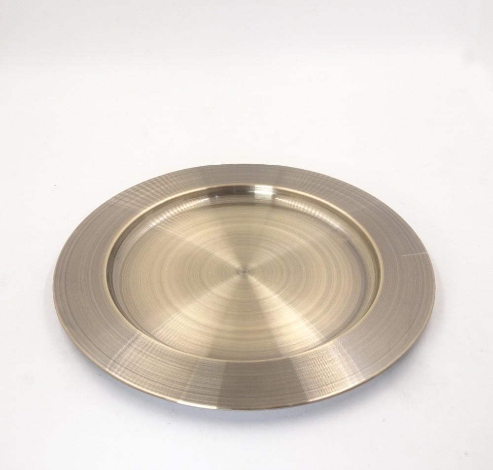miroir en acier inoxydable poli 30 cm alimentaire pratique. Black Bedroom Furniture Sets. Home Design Ideas