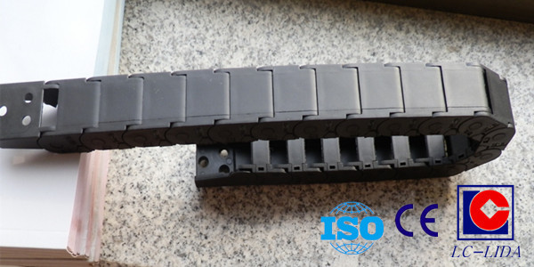 LD15 flexible plastic cable track