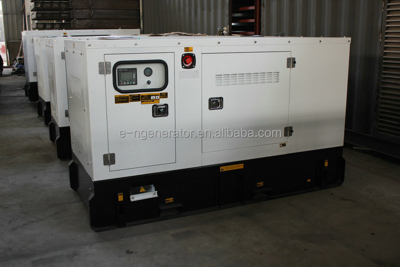 7kw diesel generator with single phase synchronous brushless alternator