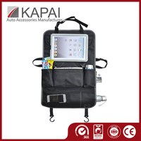 Hot New Products Hanging Foldable Backseats Organizer iPad