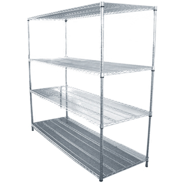 High quality freezer wire shelf storage rack with CE certificate