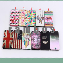 New Dream Catcher Flip Wallet PU Leather Stand Case Cover Funda for iPhone 4/4S