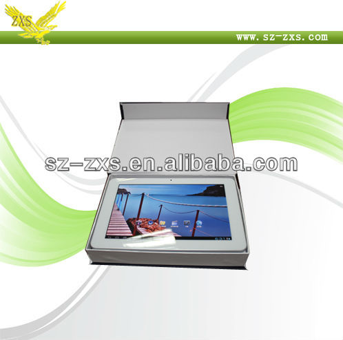 "ZXS A10-949 1280*800 Electronics Android Tablet Cheap Dual Core Tablet PC 1G RAM 4GB ROM,10"" Dual Camera Tablet"
