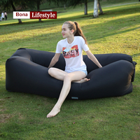 Inflatable Air Bean Bag Chair Outdoor Camping Air-filled Bean Bag