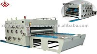 Semiautomatic printing machine