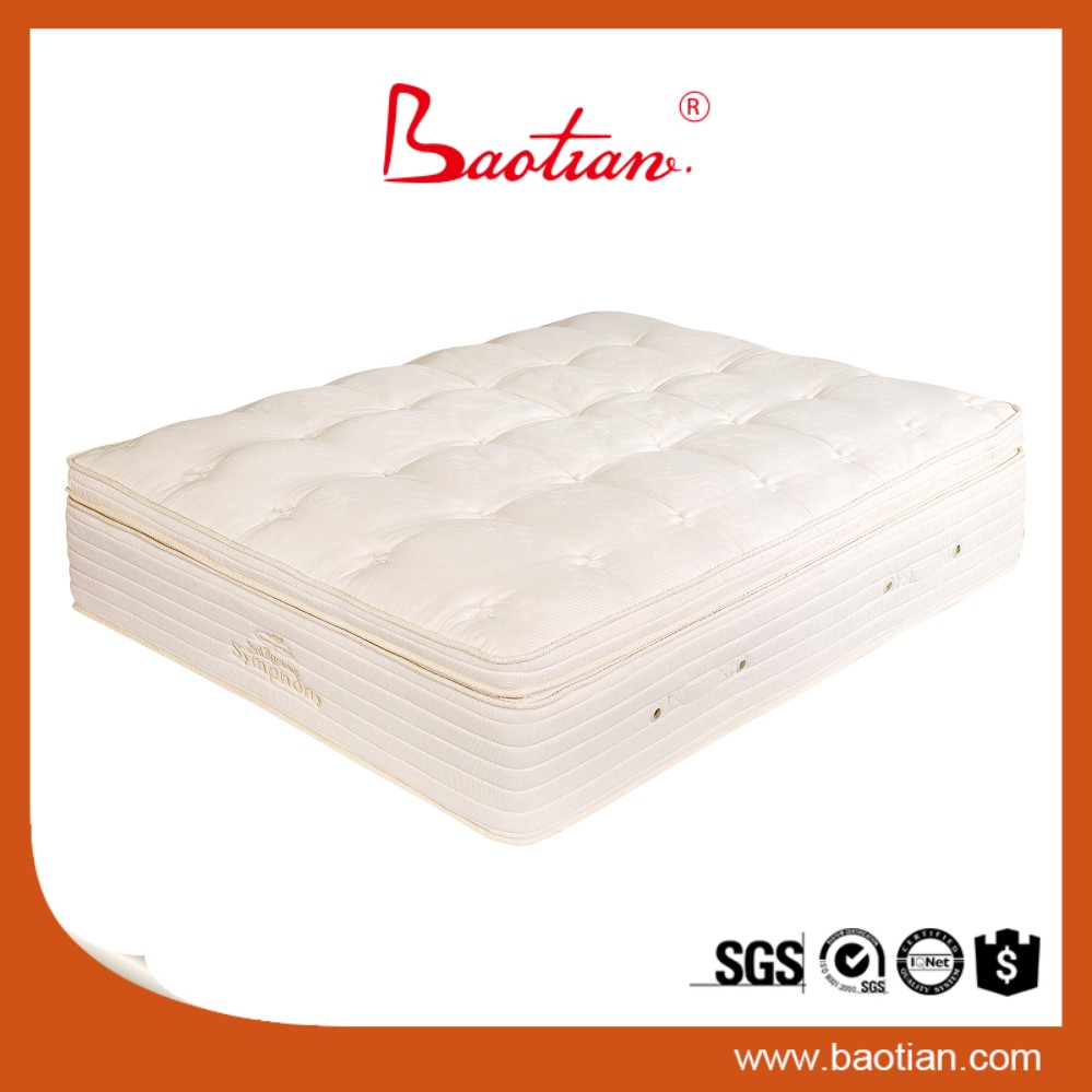 Mattress with Latex for public premises