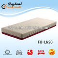 Foshan cheap chinese furniture single bed mattress price #F8-LN20#