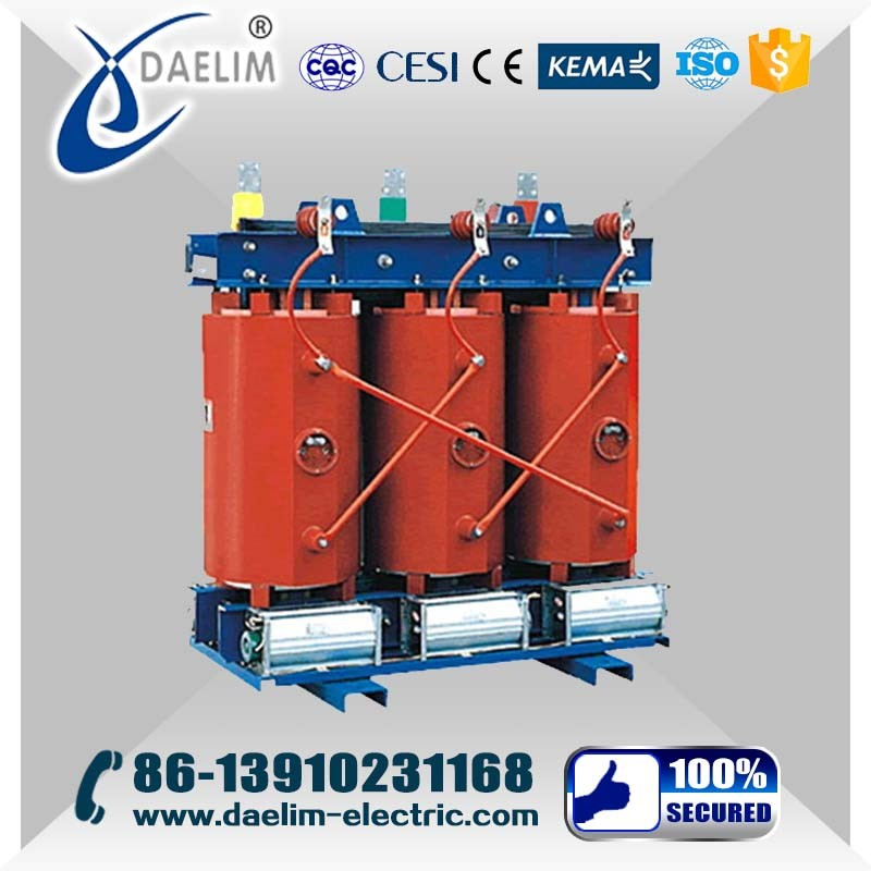 SC(B)Type 400KVA 3 Phase Best Price 35/0.4KV Power Transformer Cast Resin