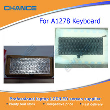 "US Replacement Keyboard For MacBook Pro 13"" A1278 2009 2010 2011 2012 Tested"