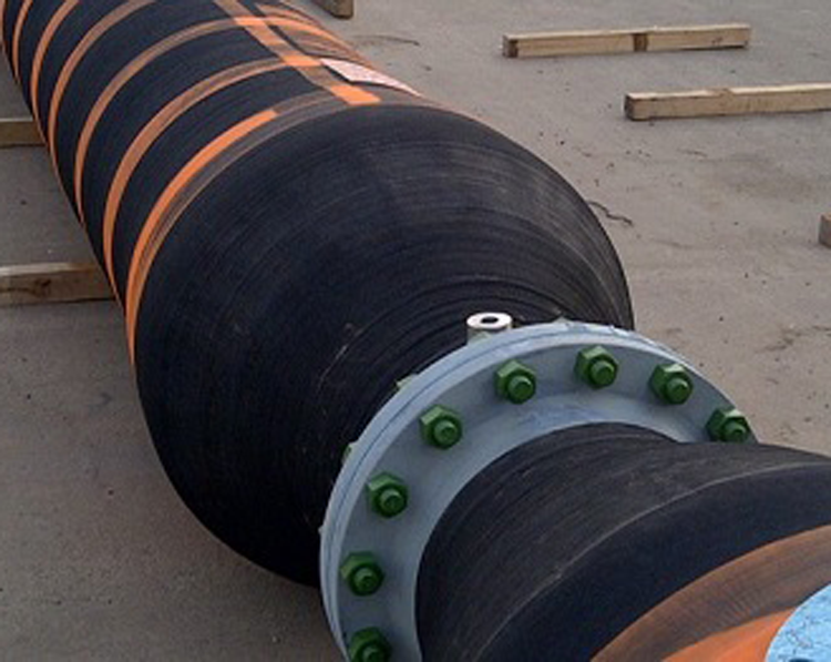 Marine Floating hose for dredging