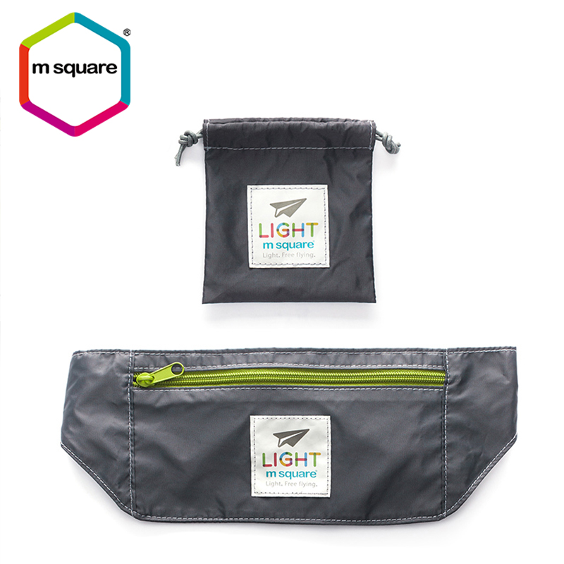 Portable Close-Fitting Anti-Theft Men Running Sport Waist Bag