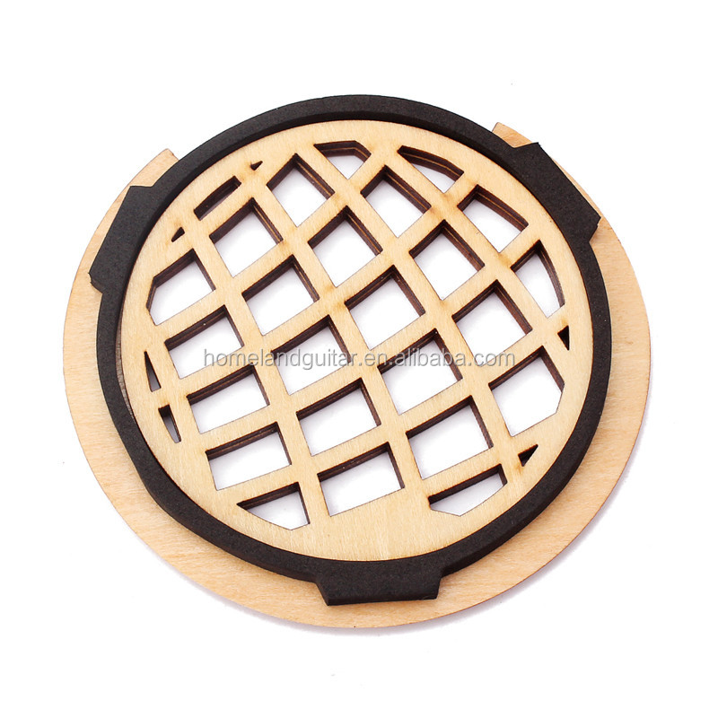 Acoustic Guitar Feedback Soundhole Cover Sound Buffer Hole Protector