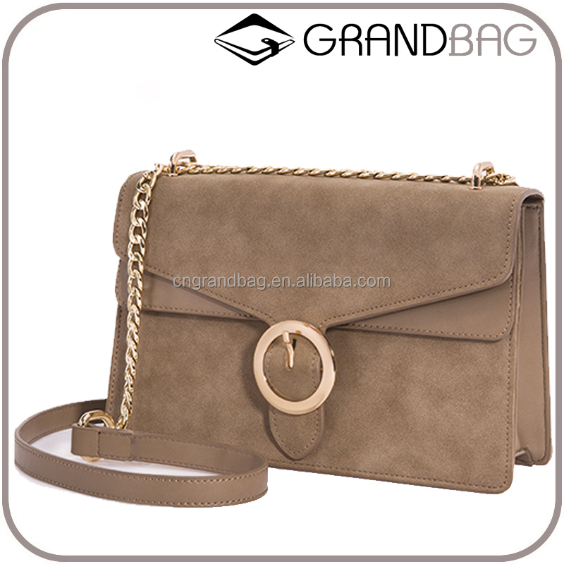 fashion women genuine cow suede designers leather bags with chain,square lady crossbody handbag leather