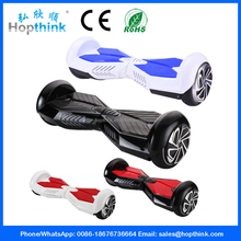 Hopthink N5 2 wheels electric self balancing scooter with bluetooth speaker remote control and free hands