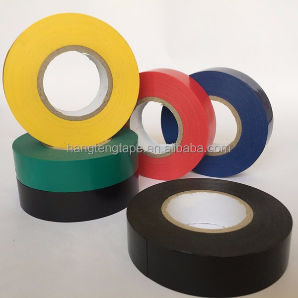 High Quality Black PVC Lagging Tape,Free Samples Available