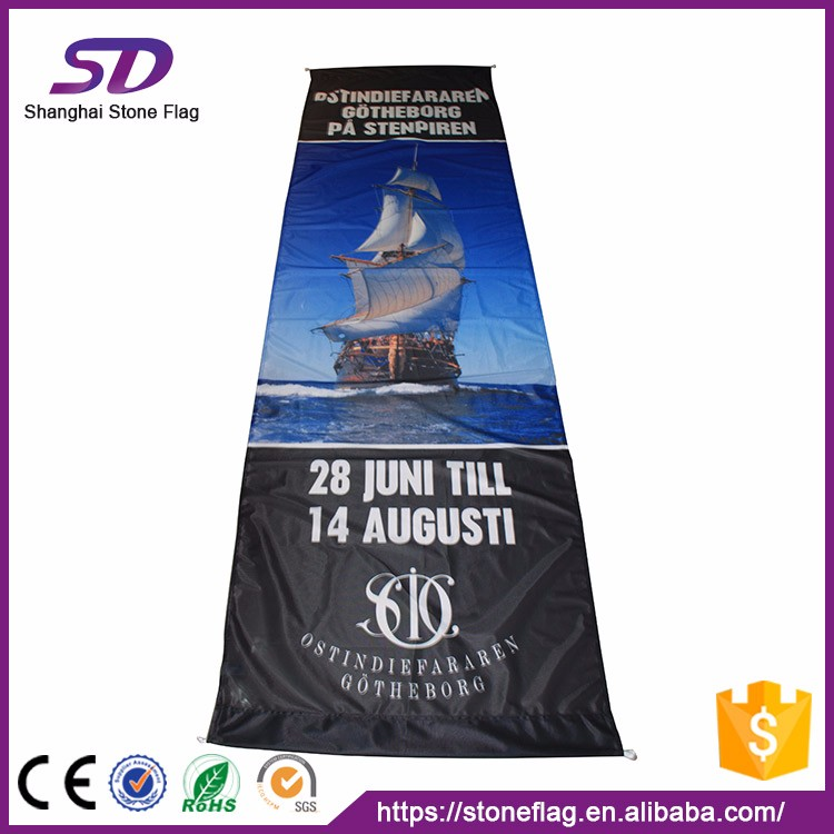 High Quality Customized Advertising Pull Up Banner