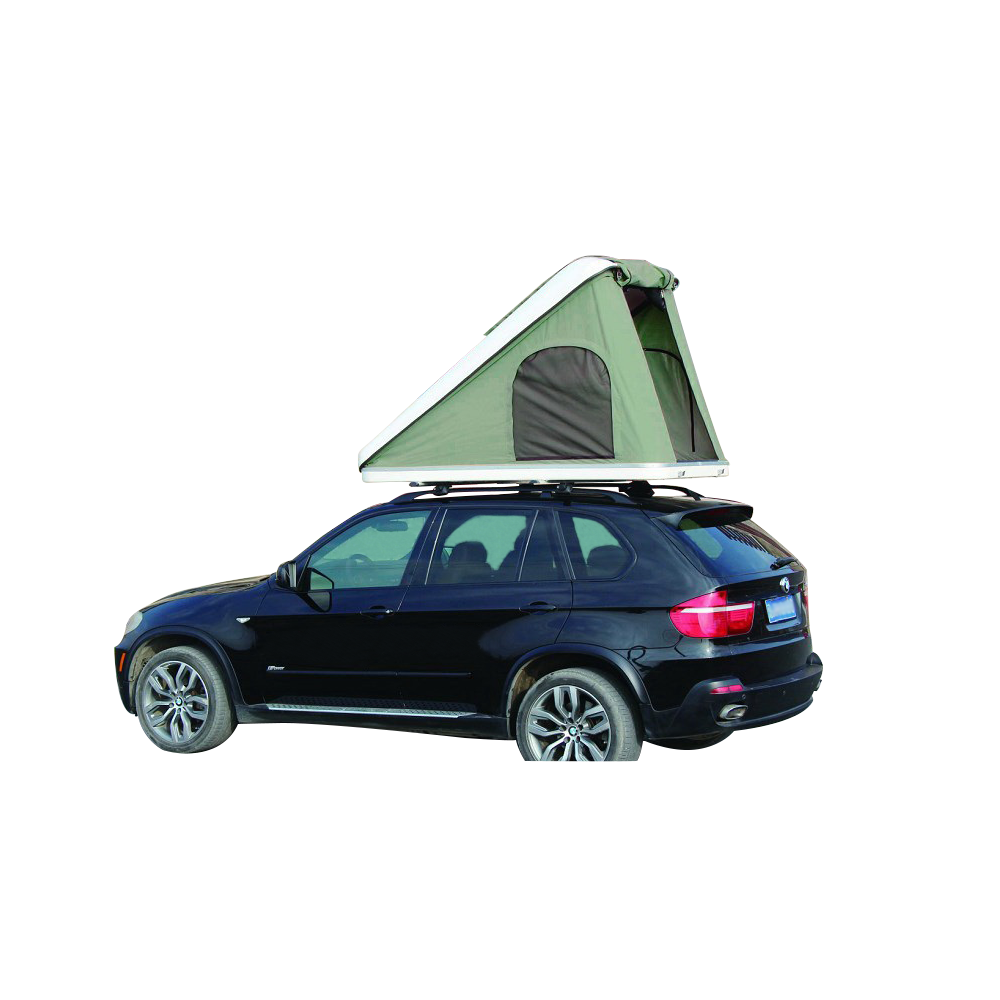 DAC Easy Open Building Metal Roof Tent with Aluminum Structure