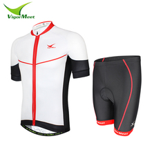 white and black short sleeve cycling kits men and womens <strong>sportswear</strong> sports Cycling Jersey