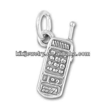 Wholesale Cell Phone Initial Charm For Bracelet