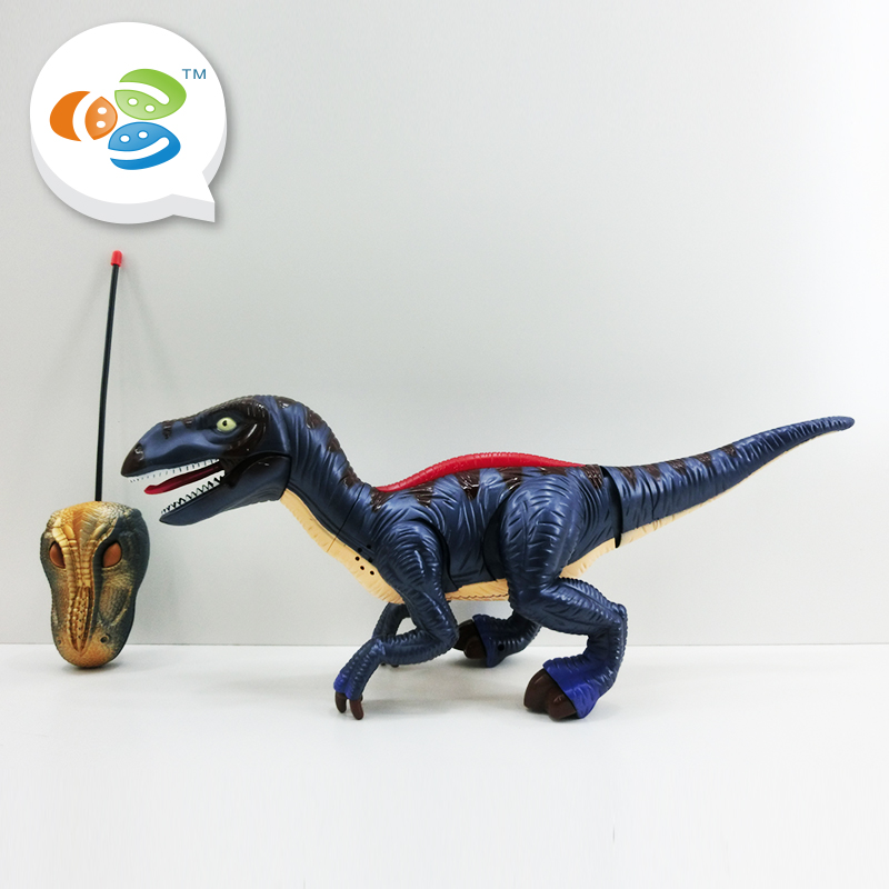 good price children remote control dinosaur set with sound light