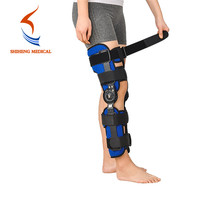 Medical Orthopedic Leg Support Fixed Brace of Knee Joint