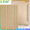 Transparent Clear Book Case For ipad Mini /ipad 5 Air Ultra Thin Luxury Stand Cover Tablet Accessories Via HK Post