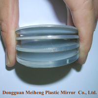 Small 3 cm Round Craft Plastic Acrylic Mirrors Sheet