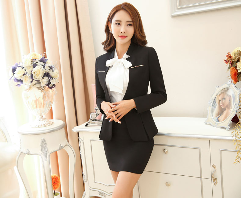 Manager or teacher Uniform for lady workers