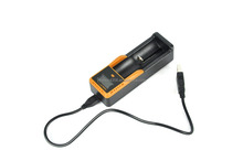 Newest model C1 Battery Single Charger For Li-ion, AA, AAA Battery LCD Charger