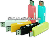 USB Flash drive 64GB vivid colors for choice